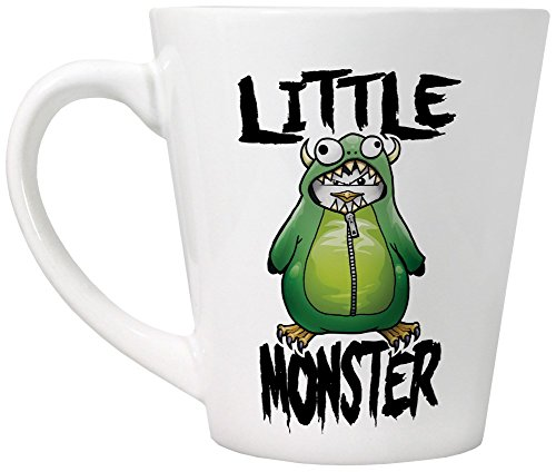 Psycho Penguin Tasse Little Monster Blanc