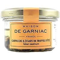 """Maison de Garniac France, Carpaccio & éclats de truffes d'été"""" tuber aestivum"""" (50 g)"""