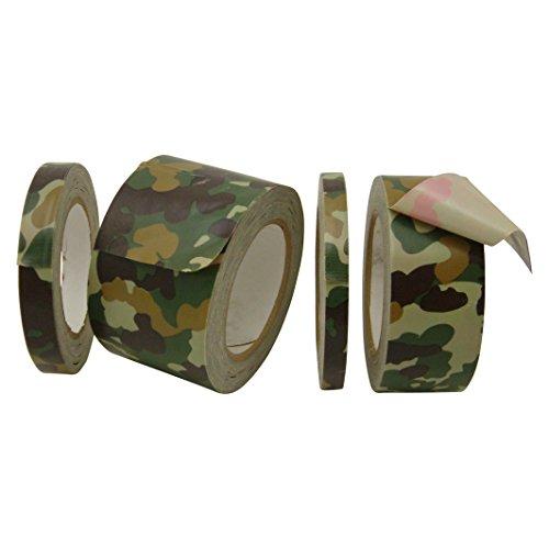 J.v. Conversión cam-01Premium Grade camuflaje cinta americana, Verde