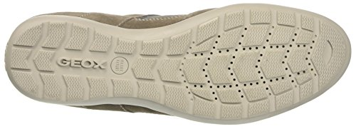 Geox Uomo Symbol A, Sneakers Basses Homme Beige (Taupec6029)