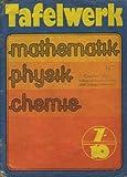 Tafelwerk Klasse 7 bis 10 DDR