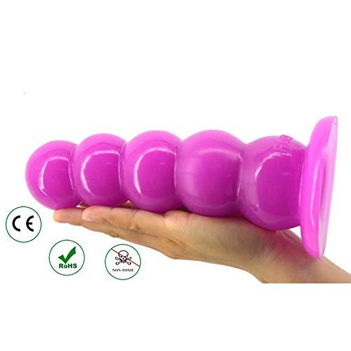 Ànâl Plug Waterproof B-û-ttPlug Juguetes de silicona suave de superficie lisa para pareja