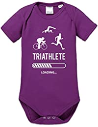 Body bebé Triathlete Loading by Shirtcity