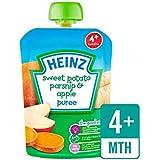 Heinz Lisse Patate Douce, Panais Et Pomme 4 Mths + 100G