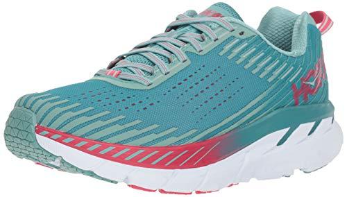 Hoka Clifton 5Green/Canton-Zapato Running