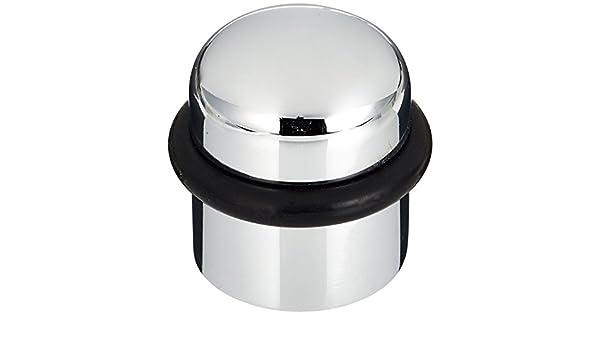 /1/de fond Tampon de porte /Ø 25/mm Solido/ /Butoir de porte/ /laiton chrom/é/