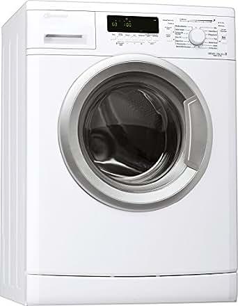 bauknecht wak 75 ps waschmaschine fl a 122 kwh jahr. Black Bedroom Furniture Sets. Home Design Ideas