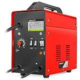 Greencut MIG-100 Poste a souder Inverter 120A Turbo-ventilé Fil continu, Orange