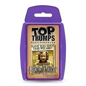 HARRY POTTER- Top Trumps Prisionero Azkaban (10551), Color morado (ELEVEN FORCE 1)