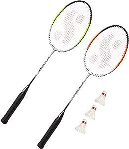 Silver's SIL-SB990 Combo-5 Aluminum Badminton Set