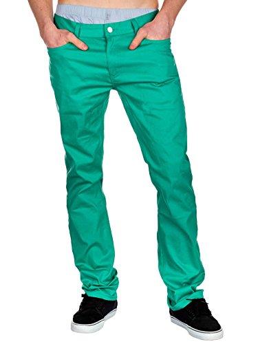 Emerica Herren Jeans Hsu Saratoga Verde (Green)