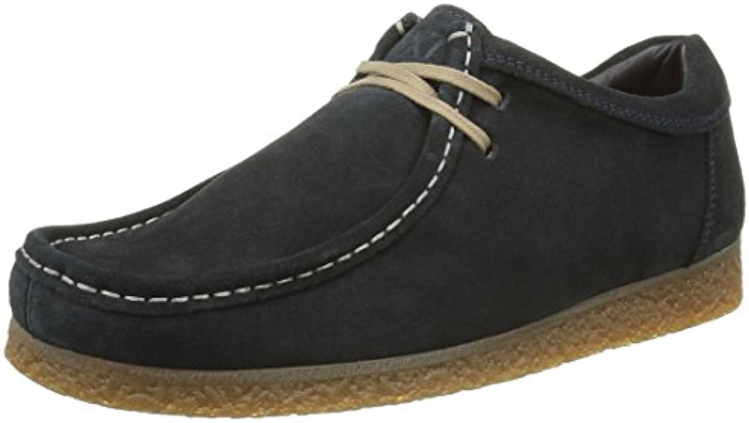 Base London Genesis Herren Derby Schnürhalbschuhe