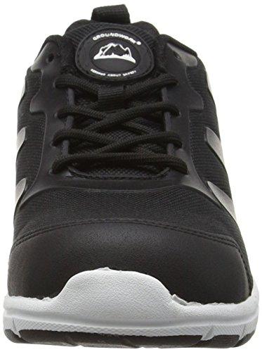 Groundwork Gr95, Scarpe da Tennis Unisex – Adulto Black/White