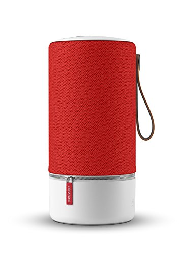 Libratone ZIPP Wireless Multiroom Lautsprecher (360° Sound, WiFi, AirPlay 2, Bluetooth, 10h Akku) Victory Rot