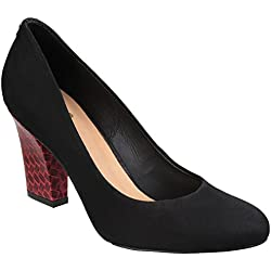 Positano Suede Slip on Court Shoe UK 7 EU 40