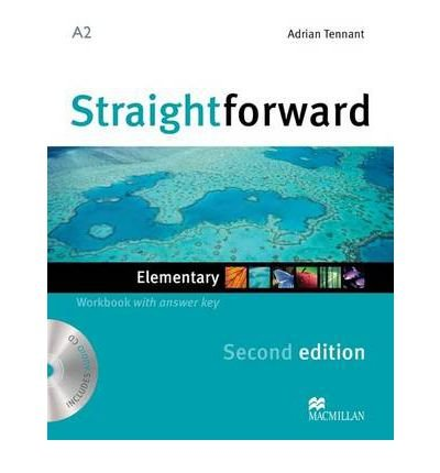 Straightforward Elementary Level: Workbook with Key + CD (Mixed media product) - Common