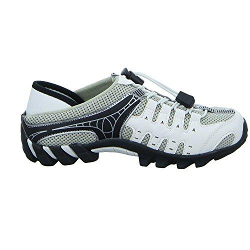 Sneakers FN7117 Damen Leichtwanderhalbschuh Weiß (Weiß)