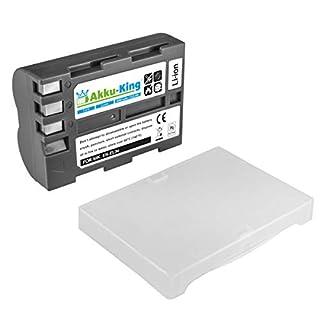 Akku-King Battery compatible with Nikon EN-EL3e - Li-Ion 2000mAh