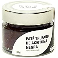 Paté de aceituna negra trufado. 130gr