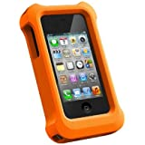 LifeProof LifeJacket Schutzhülle Orange für Apple iPhone 4/4S Case