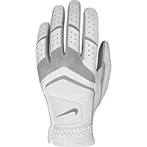 Nike Dura Feel V Reg Gant gauche (pour droitier) S Multicolore - Blanc/anthracite