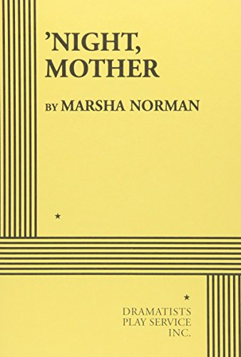 Night, Mother (Acting Edition for Theater Productions) por Marsha Norman