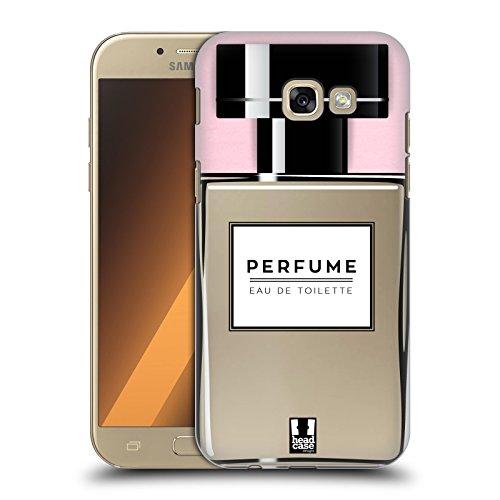 Head Case Designs Parfüm Lebenswichtige Güter Ruckseite Hülle für Samsung Galaxy A5 (2017)