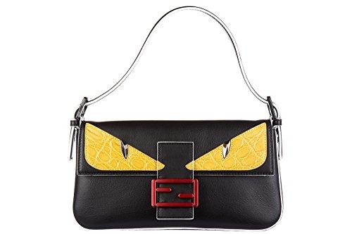 Fendi-bolsos-con-asas-largas-para-compras-mujer-en-piel-nuevo-baguette-bag-bugs