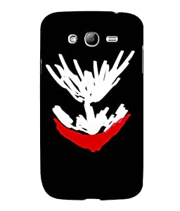 printtech Joker Sketch Design Back Case Cover for Samsung Galaxy Grand Neo::Samsung Galaxy Grand Neo i9060
