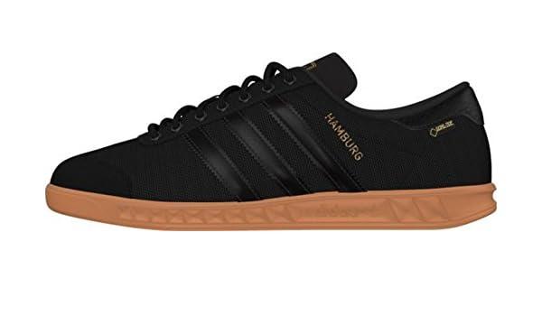 size 40 00ee3 f2073 adidas Hamburg GTX, Core BlackCore BlackGum 2, 13,5 Amazon.fr  Chaussures et Sacs