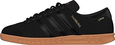 Adidas Hamburg GTX, core black/core black/gum 2, 13,5