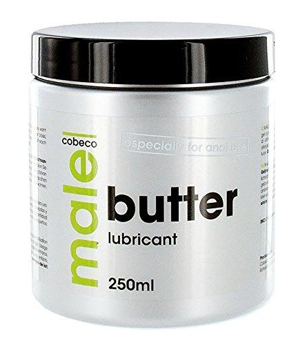Male Cobeco Butter Lubricant Gleitmittel für langanhaltenden sexuellen Genuss 250 ml geruchsneutral