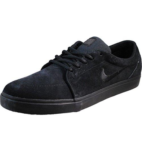 Nike Satire, Chaussures de Skate Homme, Noir Noir