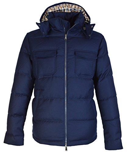 aquascutum-abrigo-plumaje-para-hombre-azul-azul-marino-x-large