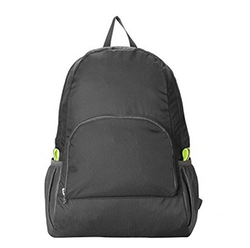 Weimay Mountain Warehouse Small Rucksack – Mochila Plegable Daypack. Mochila...