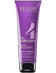 Revlon #4 Be Fabulous Shampooing pour Cheveux Abîmés