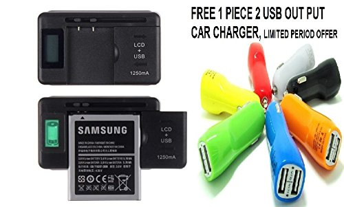 2015 Latest Universal charger with LCD for all Batteries mobile phone charge