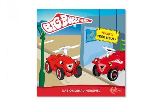 Cars Cd-player (edel kids Bobby Car CD Folge 01 - Der Neue)