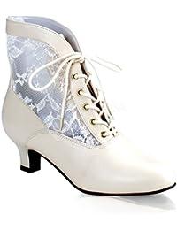 Funtasma Schuhe für Grand Dames: Dame-05 Kostümschuhe