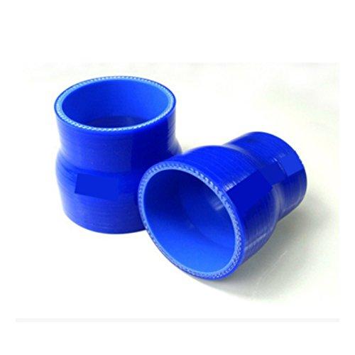 Longueur 50 mm Bleu 90 Degr/é Bonrath BH RE905751 Argot Silicone R/éducteur Coin Dia 5751 mm