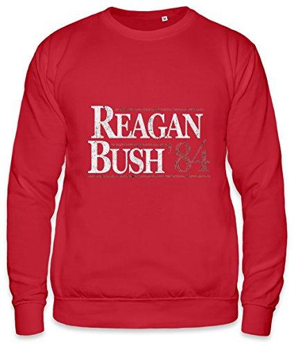 Vintage Reagan Bush Unisex Sweatshirt XX-Large (Reagan-bush-tank-top)