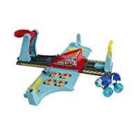 Blaze and the Monster Machines FHV41 Tune and Jump Garage - Multicolor