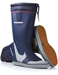 Crewsaver Long Sailing Boot 4010 Boot/Shoe Size UK - UK Size 8