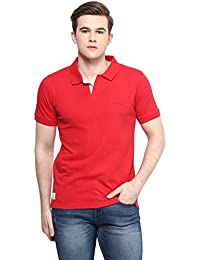Ziera Red Polo T Shirts