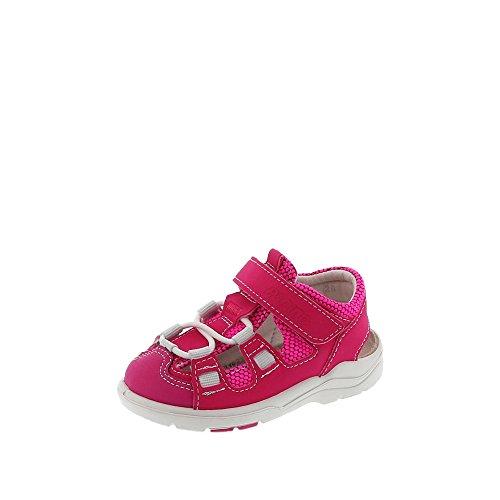 Ricosta - Georgie, sandali punta chiusa Bambina Rosa