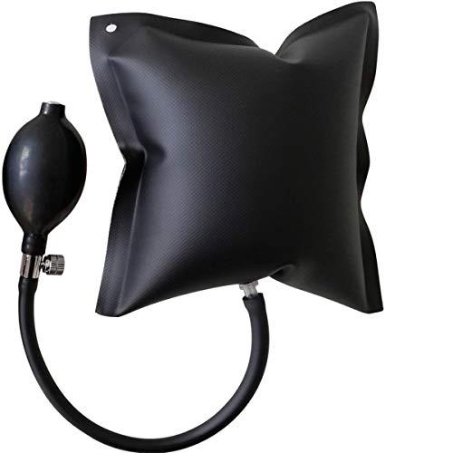 Smirk Sumer La Mode Kits de Barre de Levier de Levier de cale et Outil de nivellement gonflables pour Outil d'alignement de Pompe à air Automatique pour Utilisation Universelle à Domicile