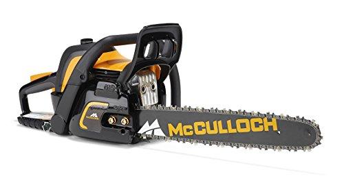 Mcculloch Tronçonneuse à essence cs50s, 1pièce, noir/orange, 00096-73.003.01