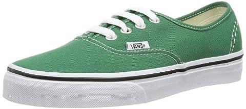 Vans U AUTHENTIC VERDANT GREEN/T VVOE4NM Unisex-Erwachsene Sneaker, Grün (verdant