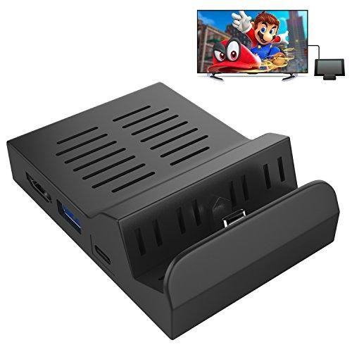 MoKo Nintendo Switch Docking Station Portatile