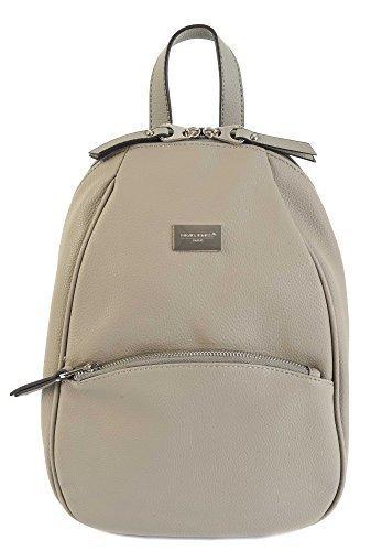 david-jones-lightweight-medium-shoulder-backpack-rucksack-various-colours-cm3018-light-grey